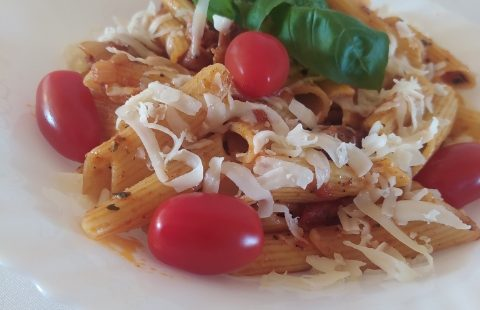 Powiększ obraz: Kuchnia włoska